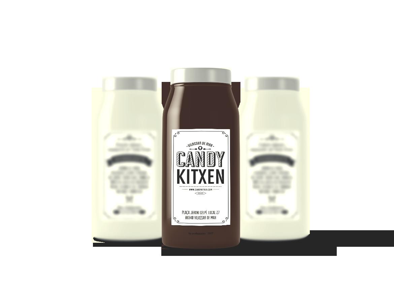 packaging candy kitxen