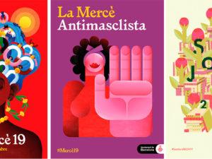 BARCELONA PUBLICA UN RECOPILATORIO DE SUS CARTELES MUNICIPALES